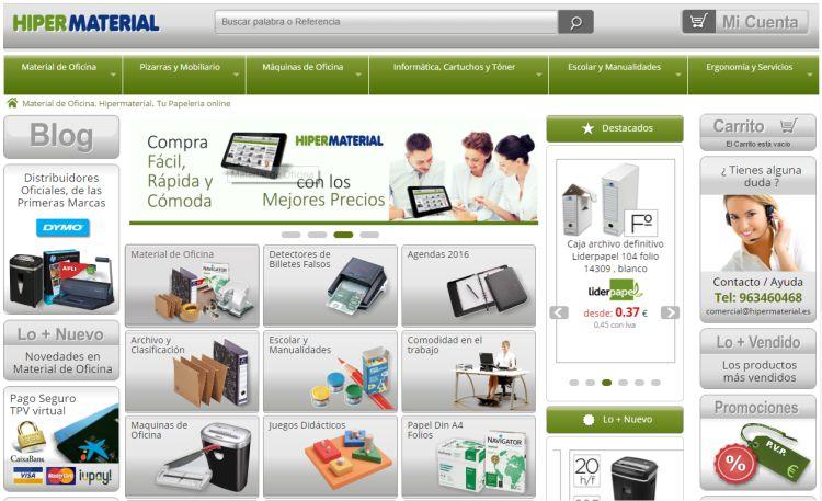 papeleria online barata